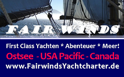 fair wind yacht charter