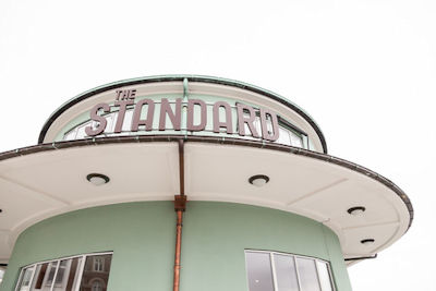 The Standard am Nyhavn in Kopenhagen