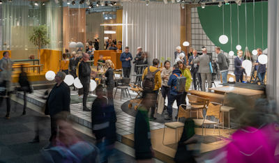 Stockholm Furniture & Light Fair - Event-Magazin Stockholm