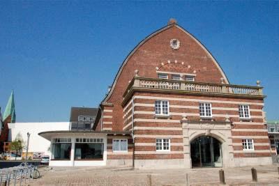 Schifffahrtsmuseum in der Fischhalle 00028 Landeshauptstadt Kiel Martina Hansen