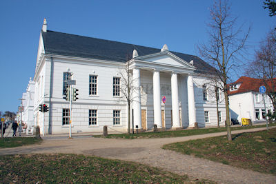 Theater Putbus - Theater Vorpommern