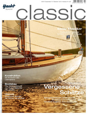 Cover YACHT classic 1 2018